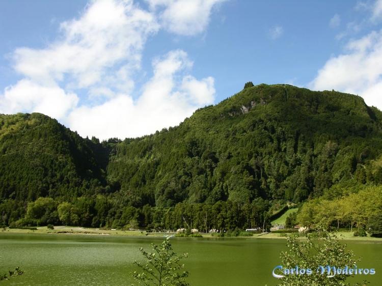 Paisagem Natural/Lagoa das Furnas