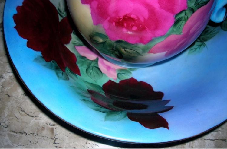 Outros/Rosas de porcelana