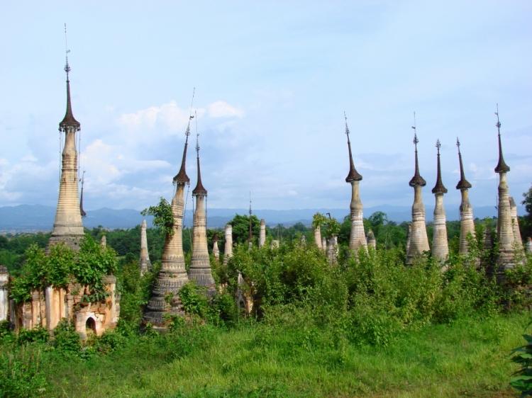 Outros/Lago Inlé - Birmânia