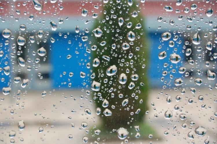 Macro/Gotas de Água