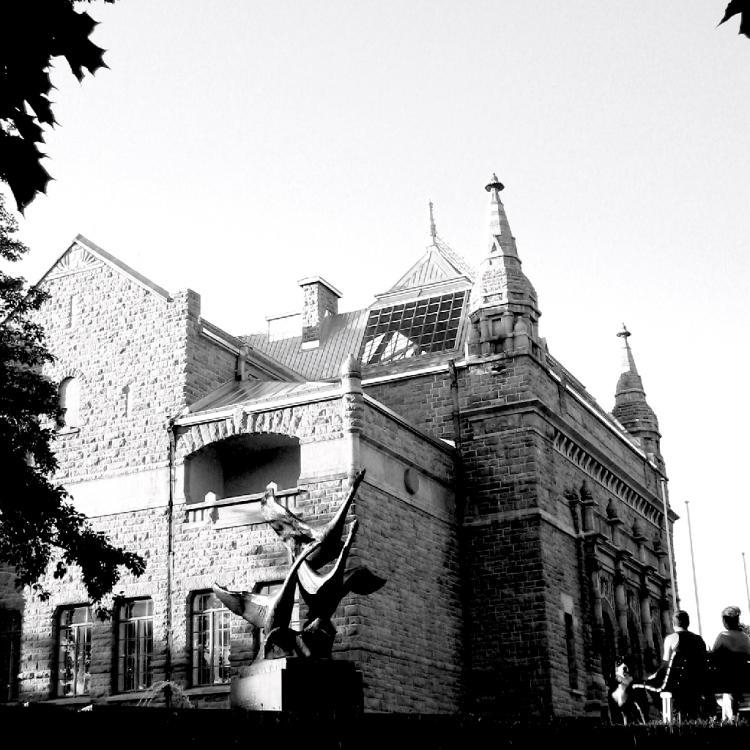 Gentes e Locais/Arts Museum