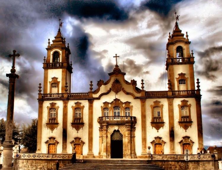 História/Igreja da Misericórdia - Viseu