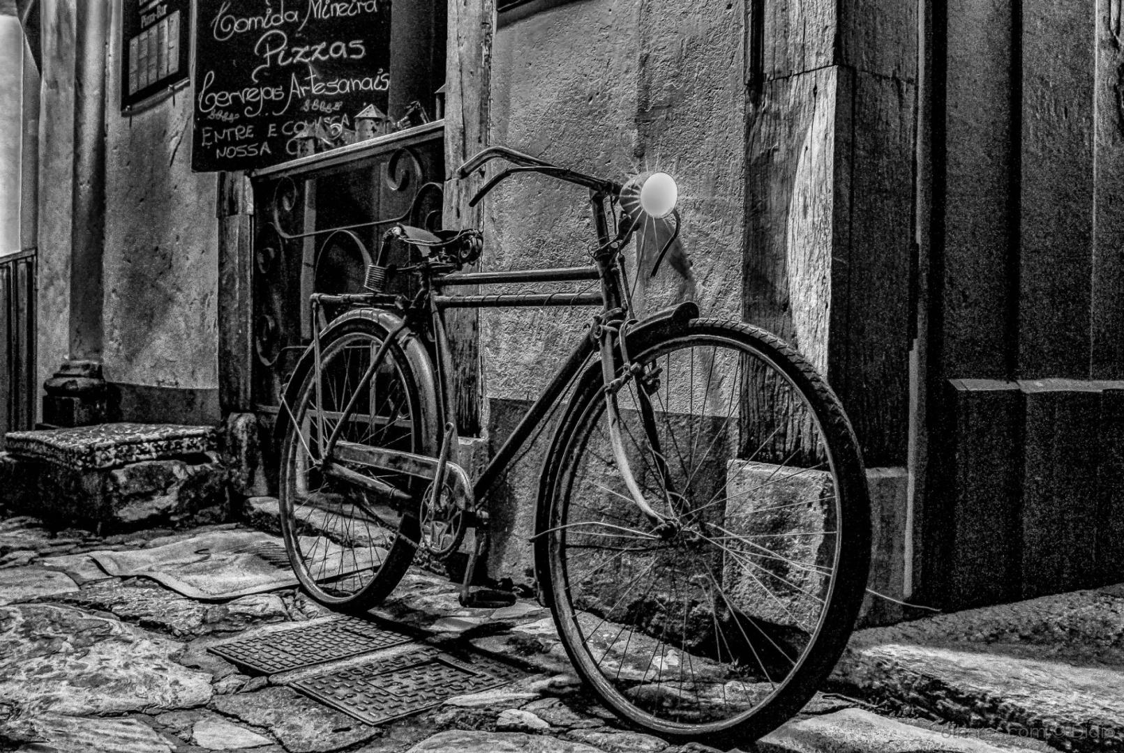 Outros/Bike encantada