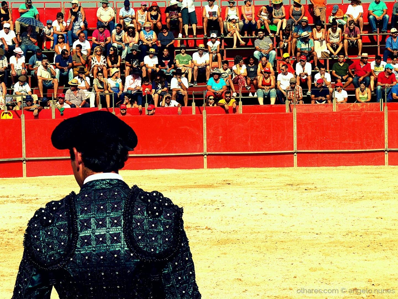 Espetáculos/O olhar do público...