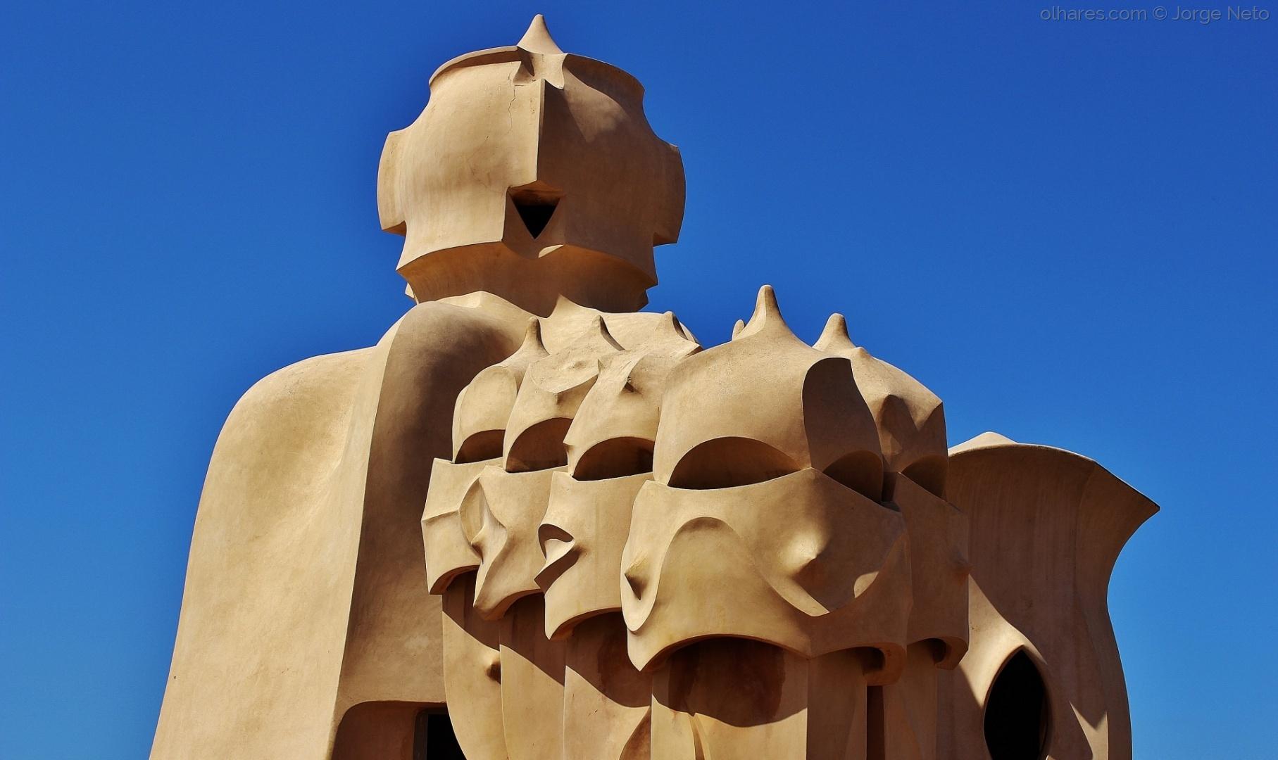 História/Os Guerreiros de Gaudí