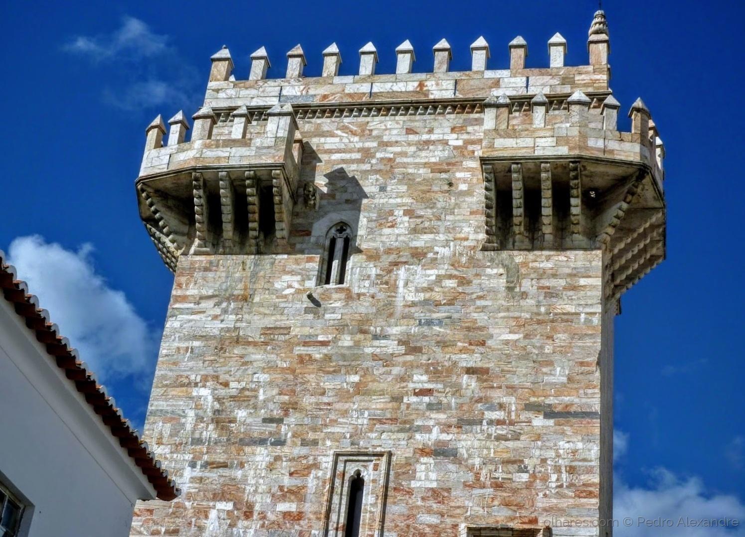 História/Torre do Castelo de Estremoz