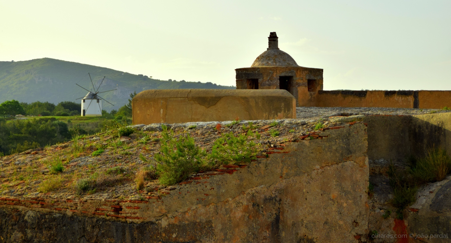 História/Do Forte S. Filipe Olhando a Arrábida
