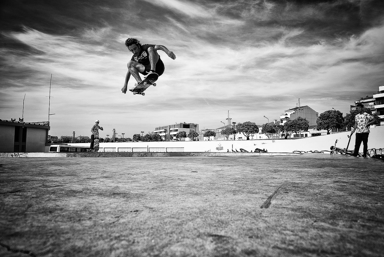 Desporto e Ação/O Grande Salto