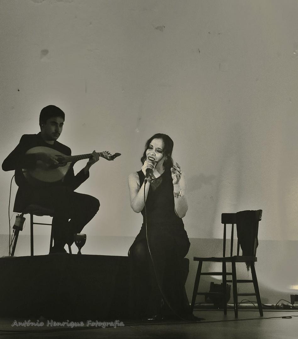Espetáculos/Fadista Margarida Guerreiro