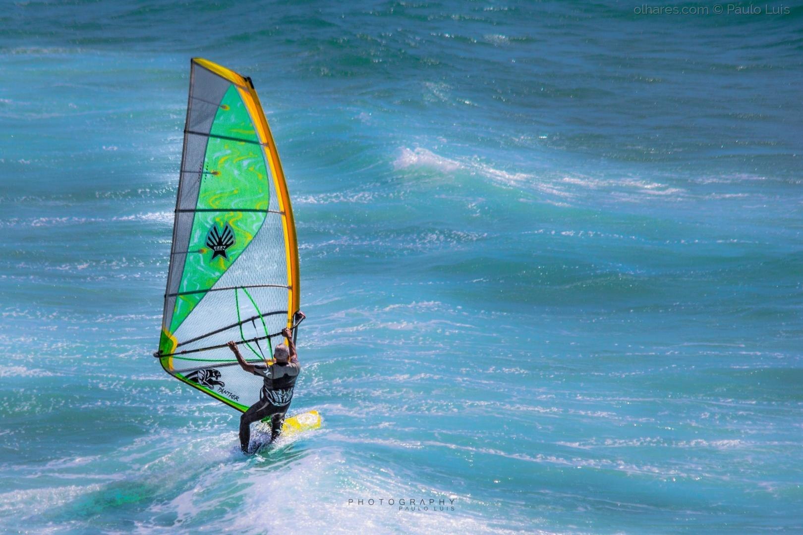 Desporto e Ação/Wherever the wind takes me