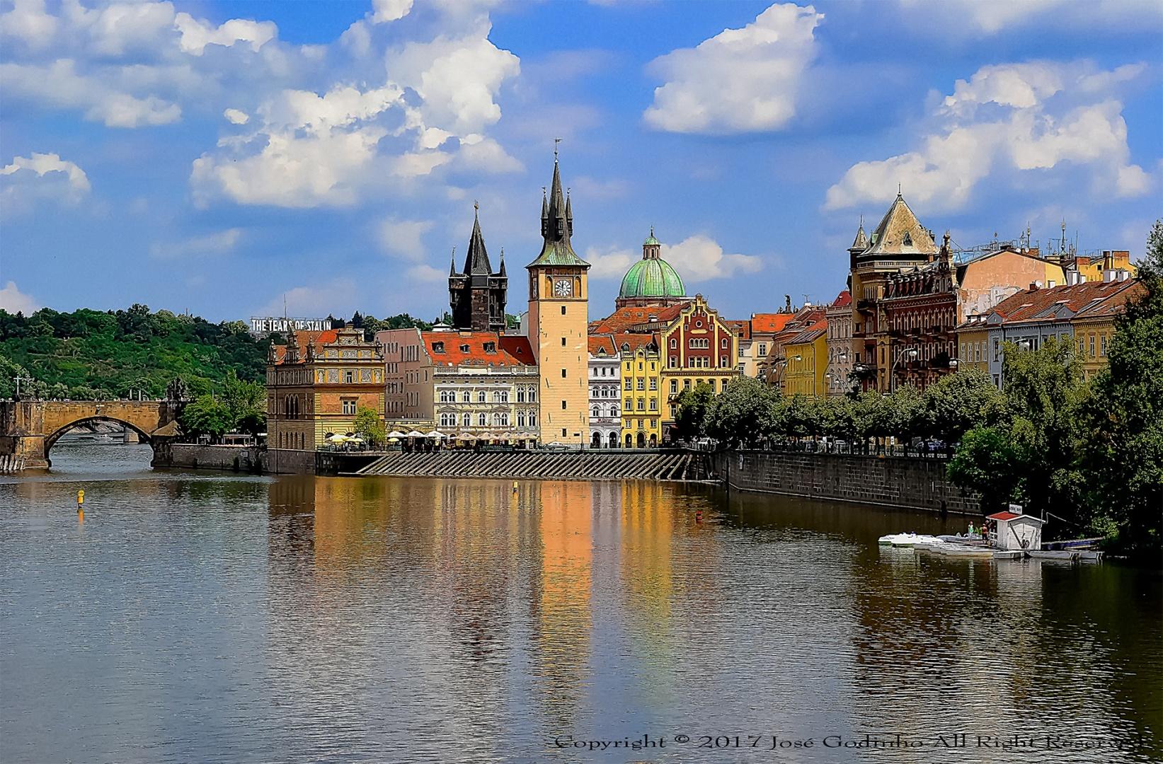 Gentes e Locais/Praga (Do meu livro)