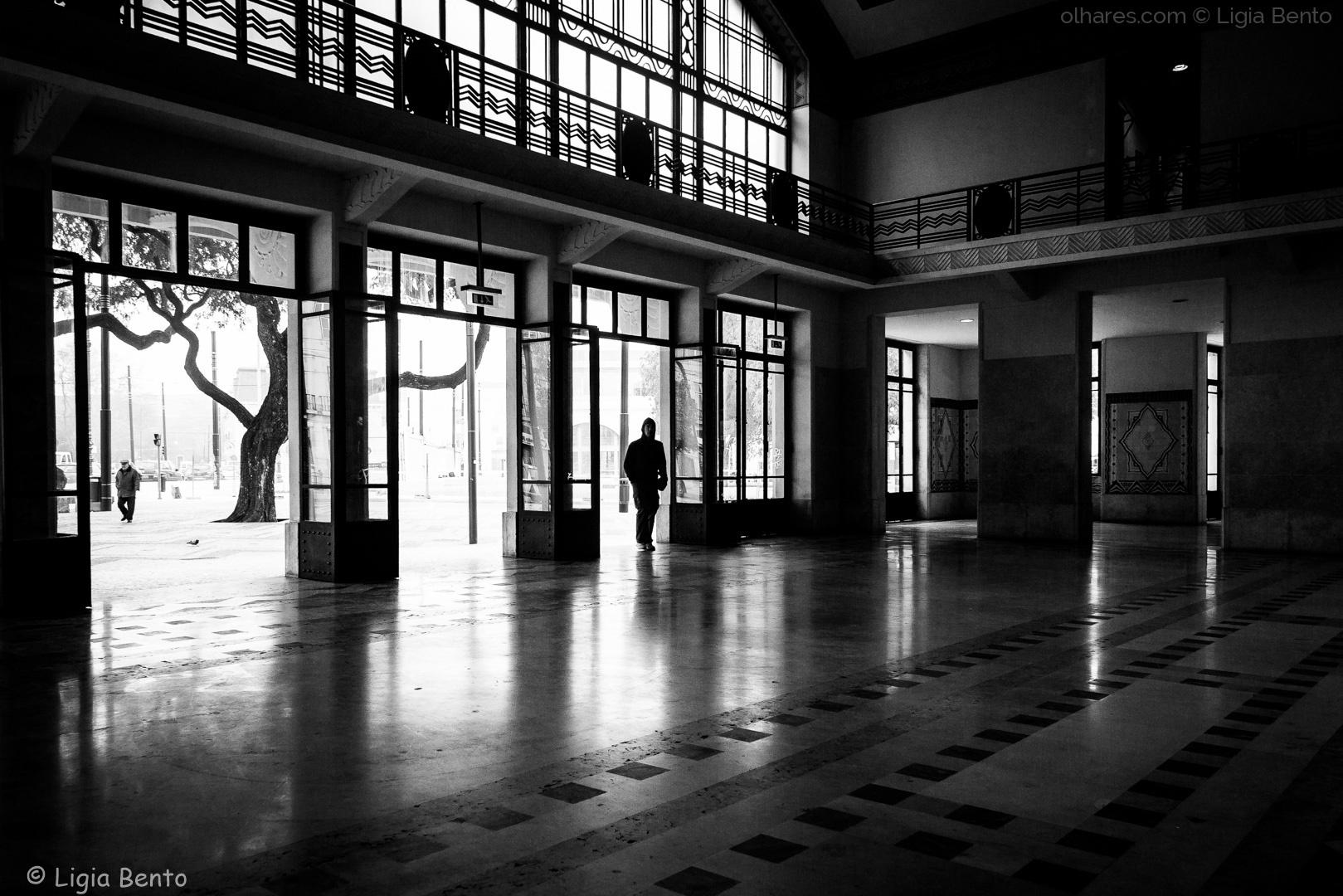 Paisagem Urbana/o solitário