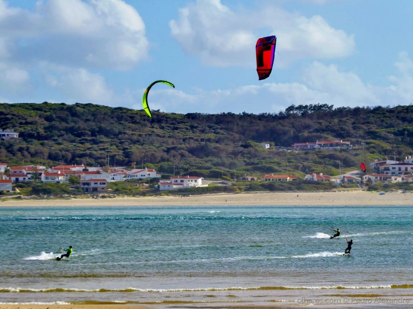 Desporto e Ação/Dia ideal para praticar kitesurf