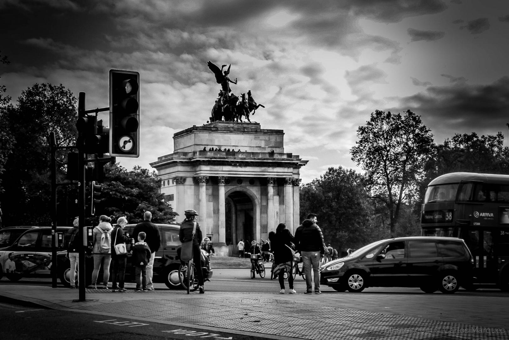 Paisagem Urbana/Wherever I Go