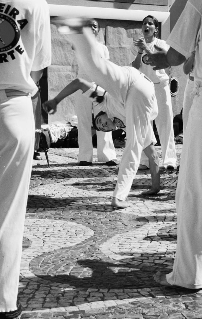 Desporto e Ação/Capoeira