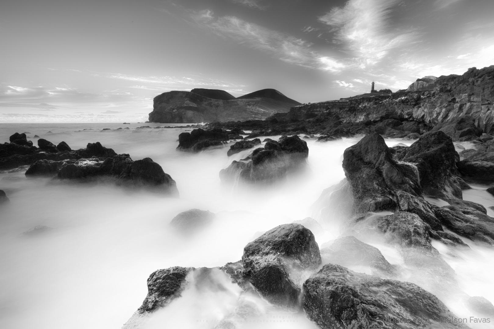 Paisagem Natural/Vulcão dos Capelinhos, Azores