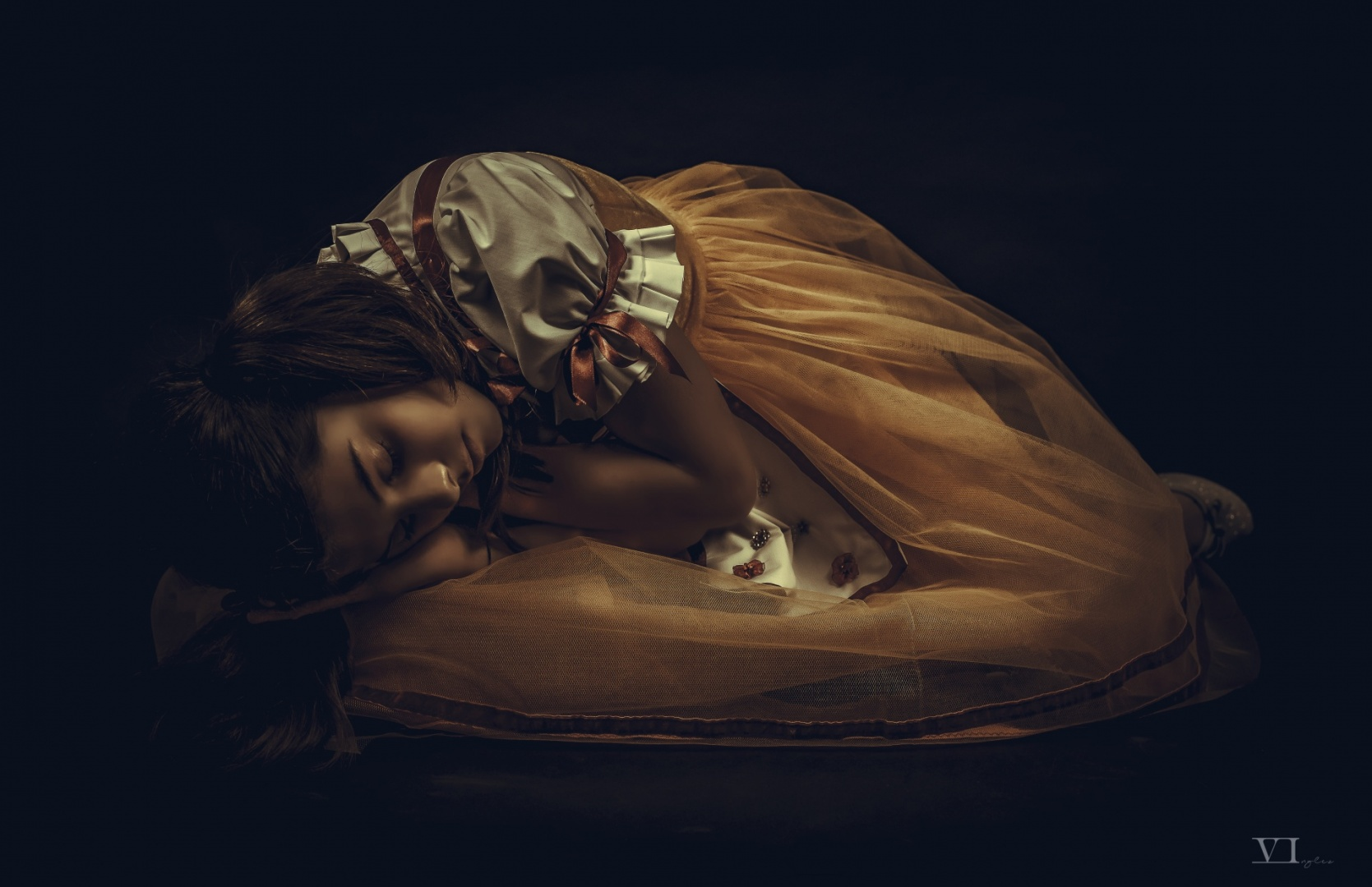Retratos/Os sonhos da minha princesa