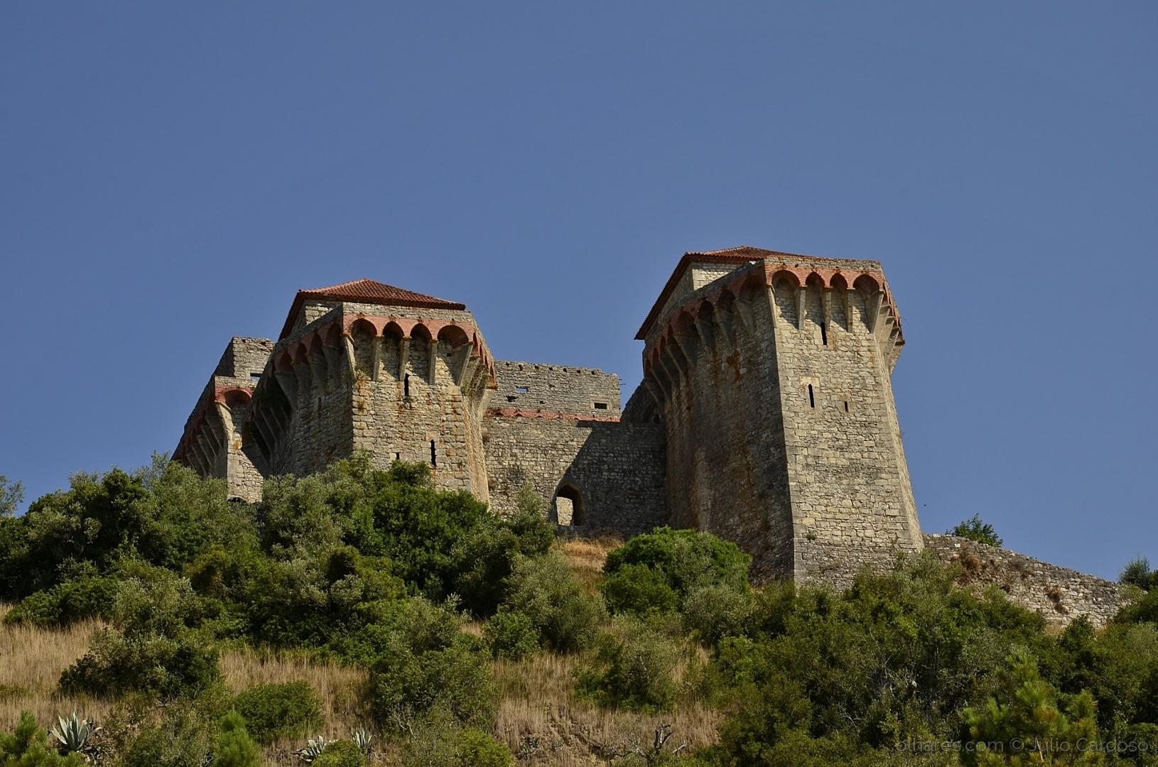 Gentes e Locais/Castelo de Ourém