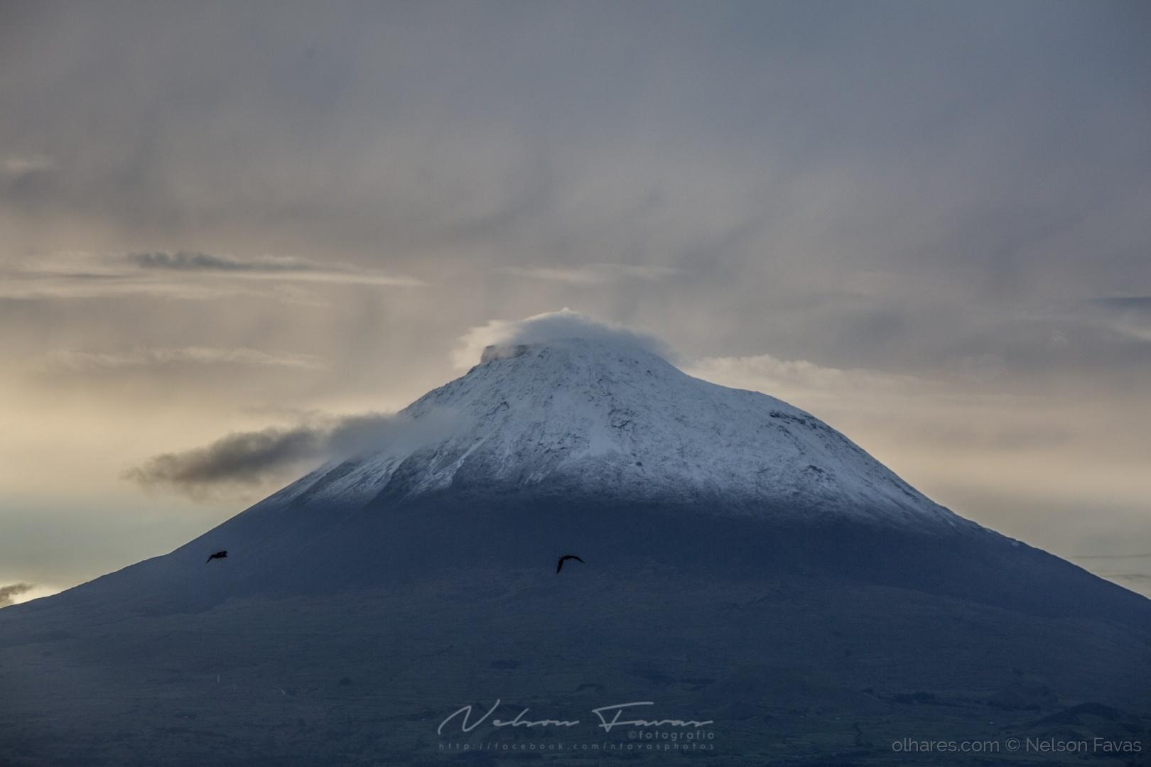 Paisagem Natural/Há Neve no Pico