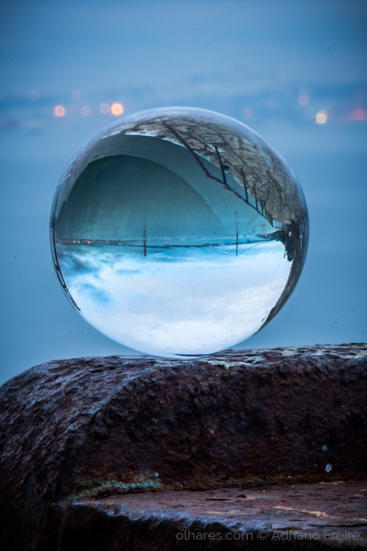 Abstrato/Inside the Bubble