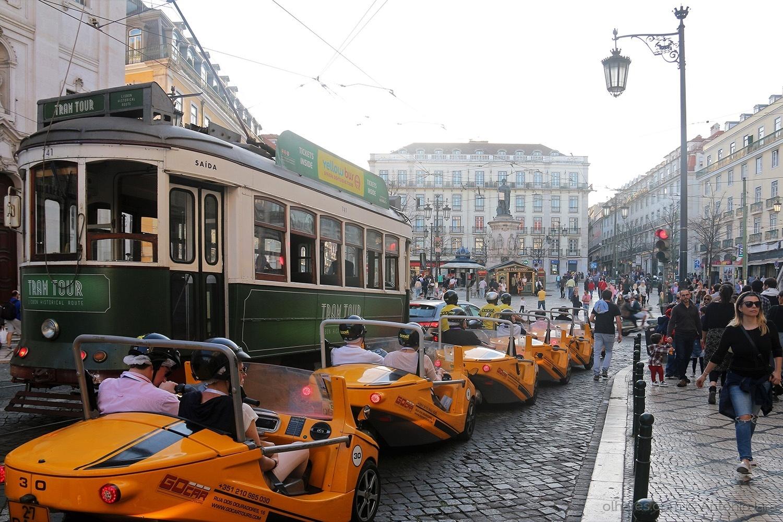 Paisagem Urbana/Um Olhar no Chiado ( Lisboa )
