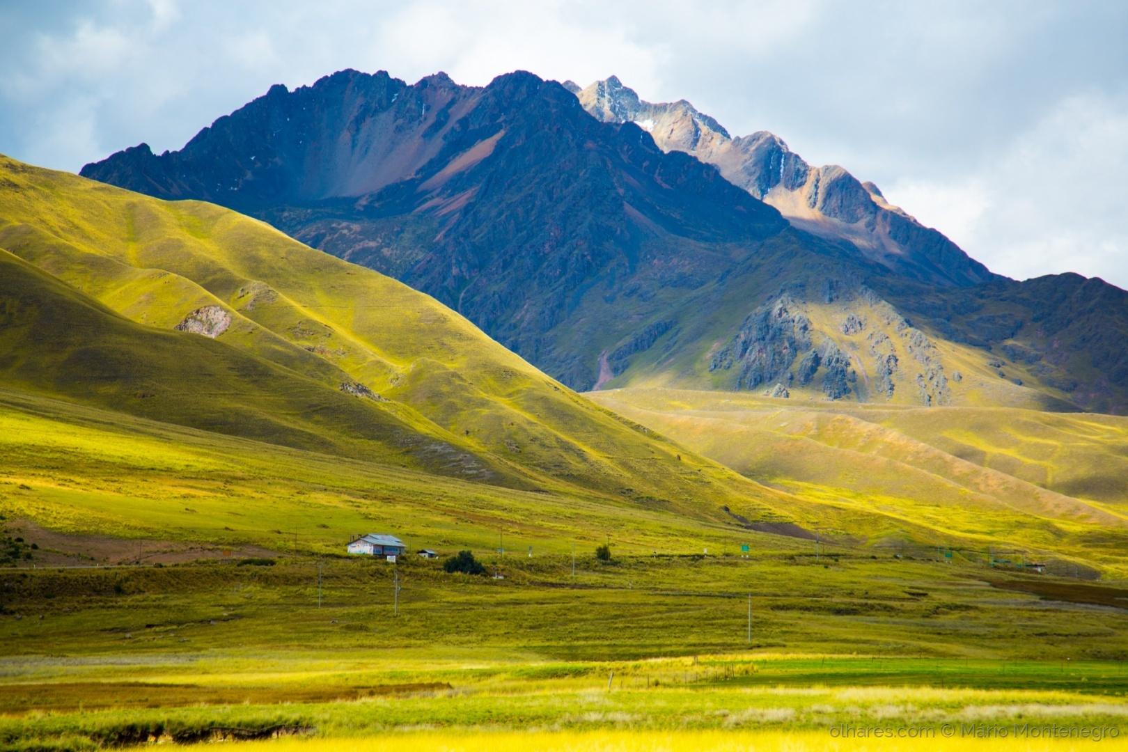 Paisagem Natural/Paisagem andina