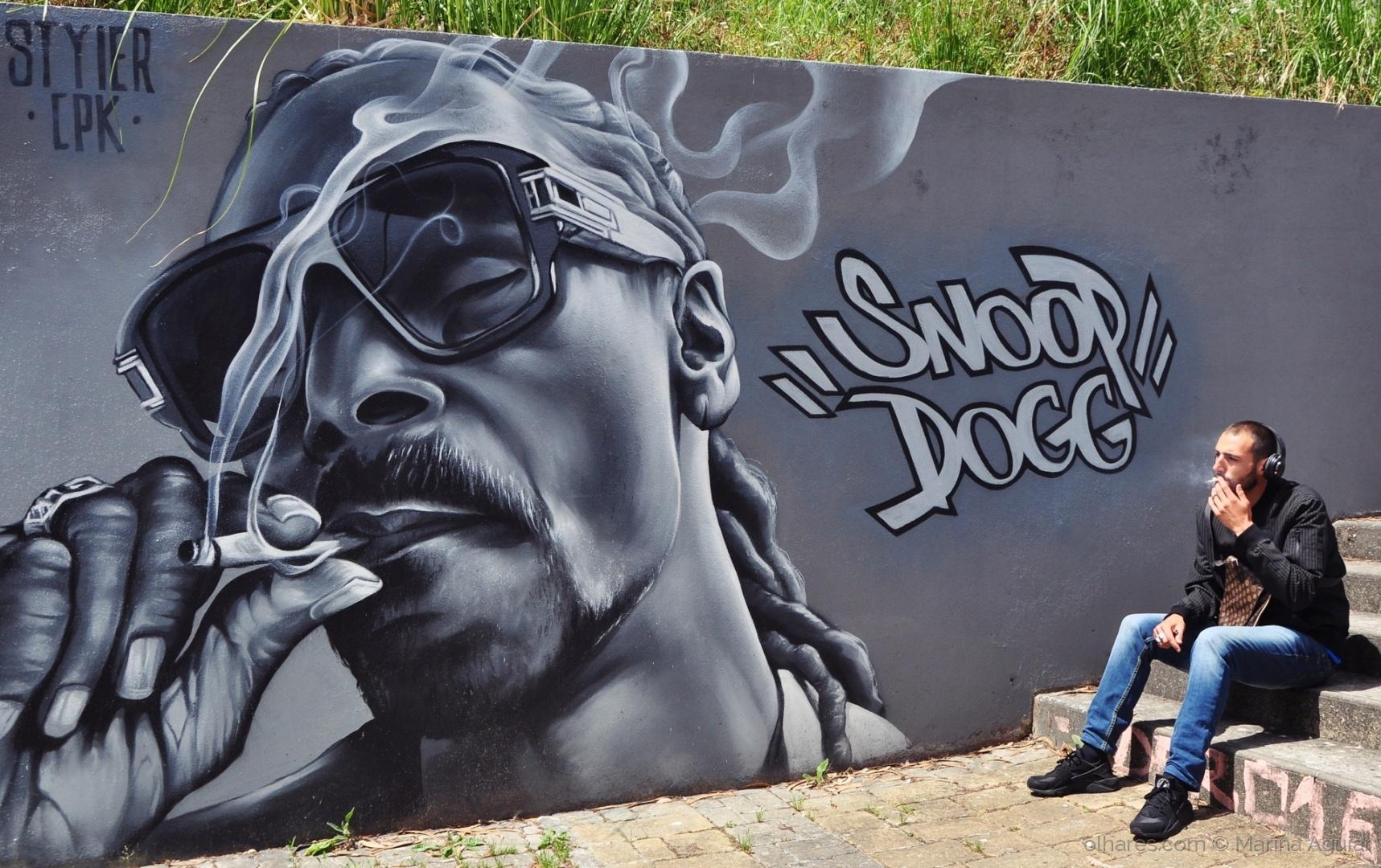 Paisagem Urbana/Snoop Dogg (ler)