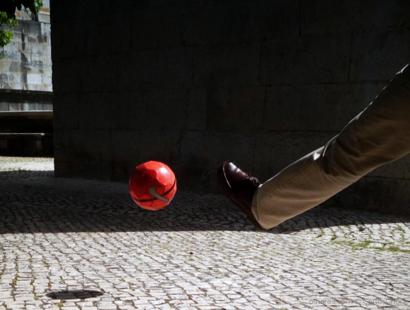 Desporto e Ação/O chuto