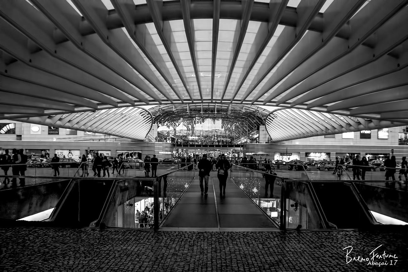 Paisagem Urbana/Passeio no Shopping