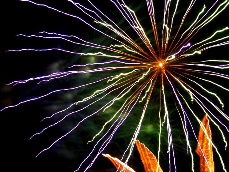 Espetáculos/fogo de artifício
