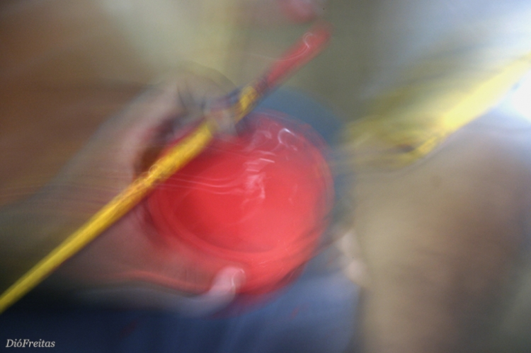 Abstrato/Quase maça....