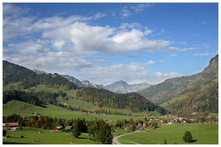 Gentes e Locais/Em plenos Alpes