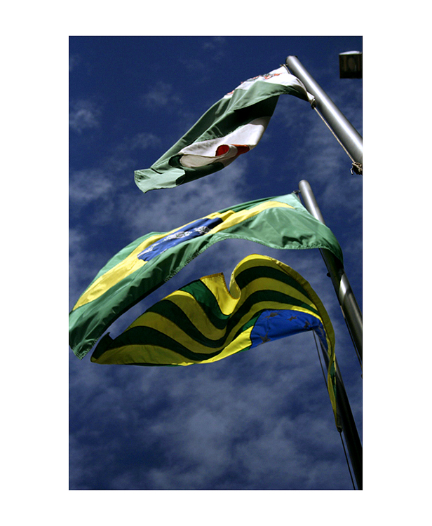 Paisagem Urbana/Bandeiras