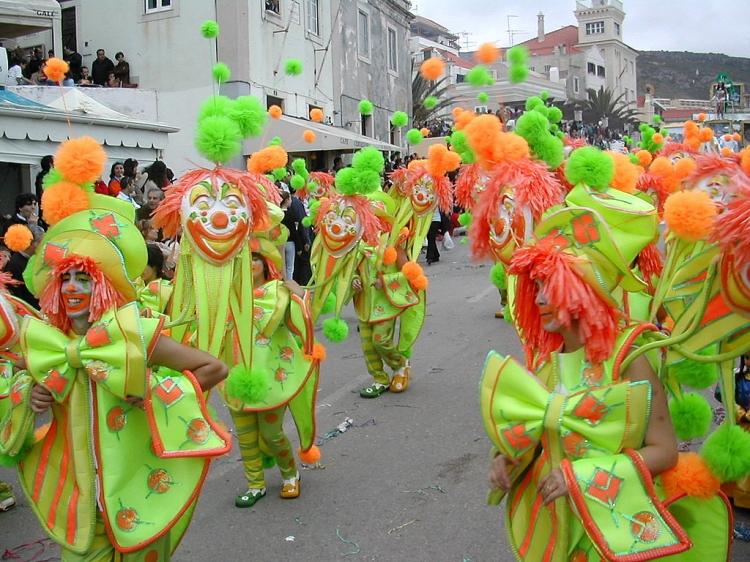 Fotojornalismo/Carnaval de Sesimbra