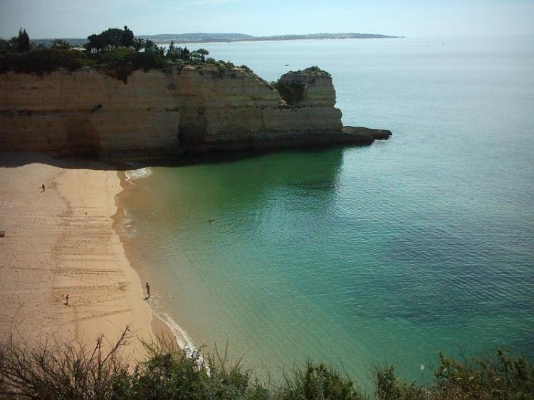 Paisagem Natural/Uma bela praia algarvia