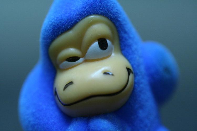 """Outros/""""""""Blue Monkey"""""""""""