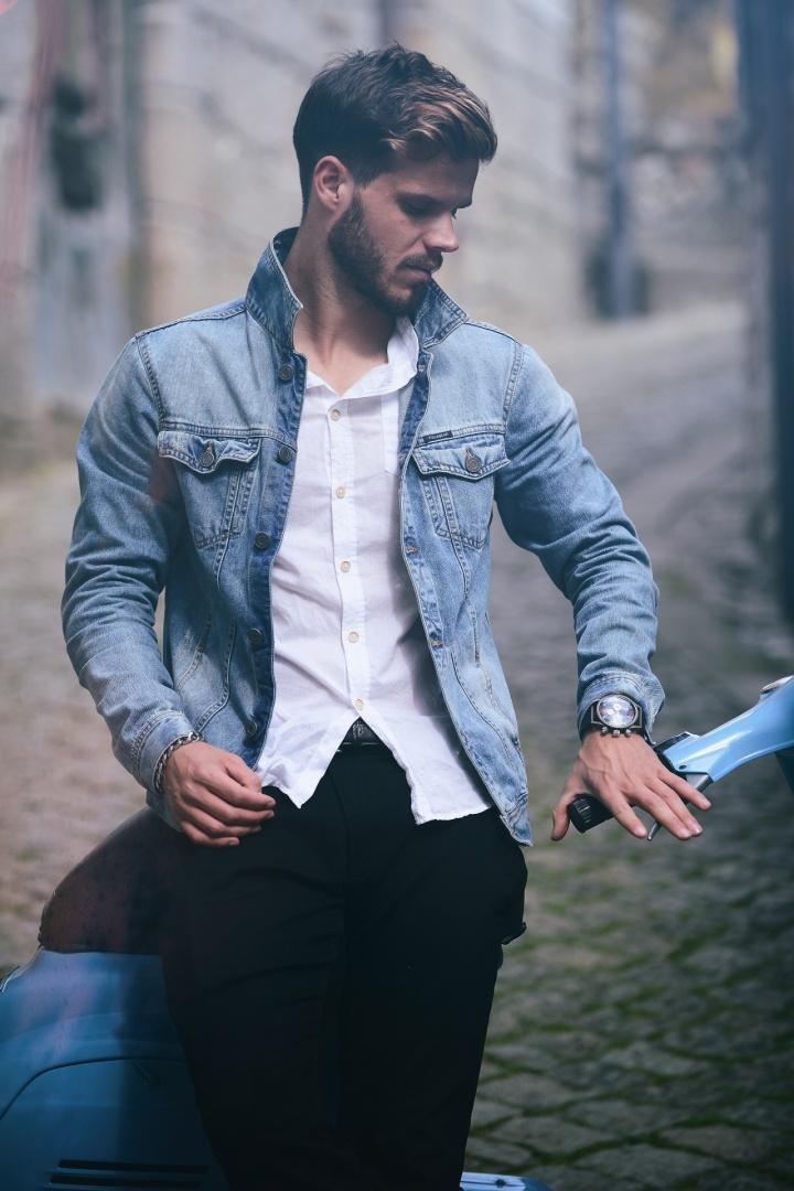 Moda/Denin fashion
