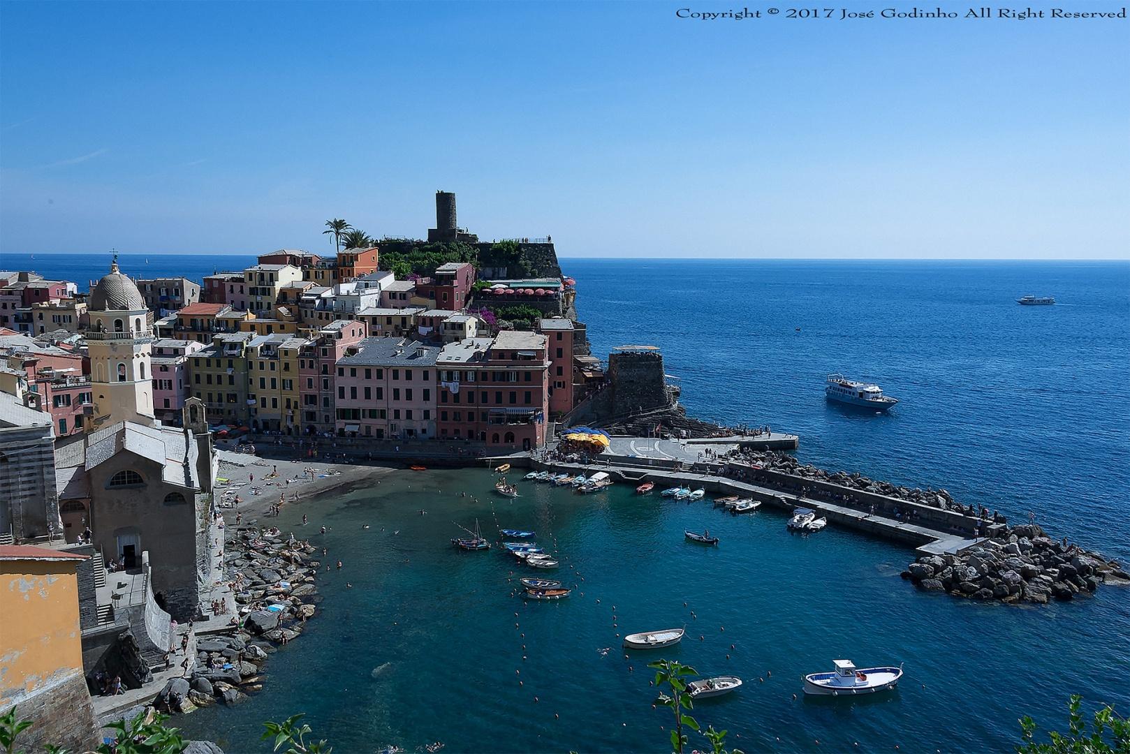 Gentes e Locais/Vernazza - Cinque Terre