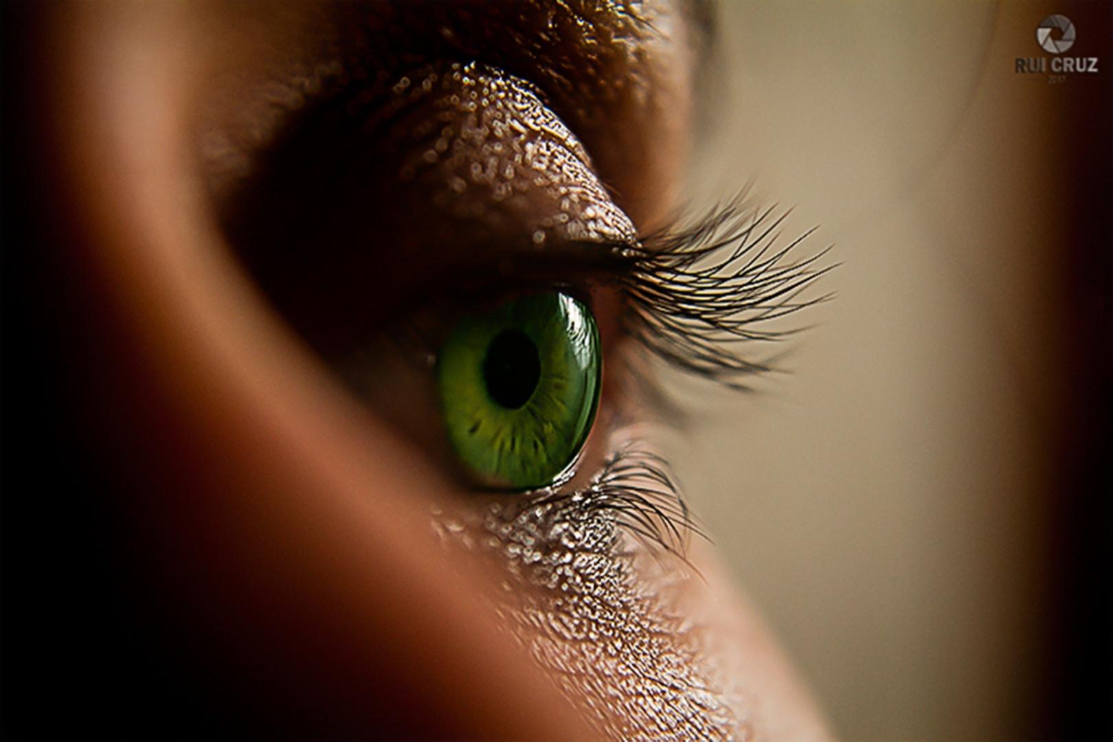 """Macro/""""... esse olho verde!!!"""""""