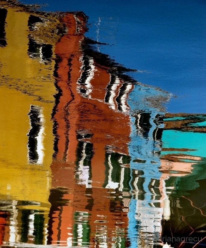 Abstrato/jogos de água!