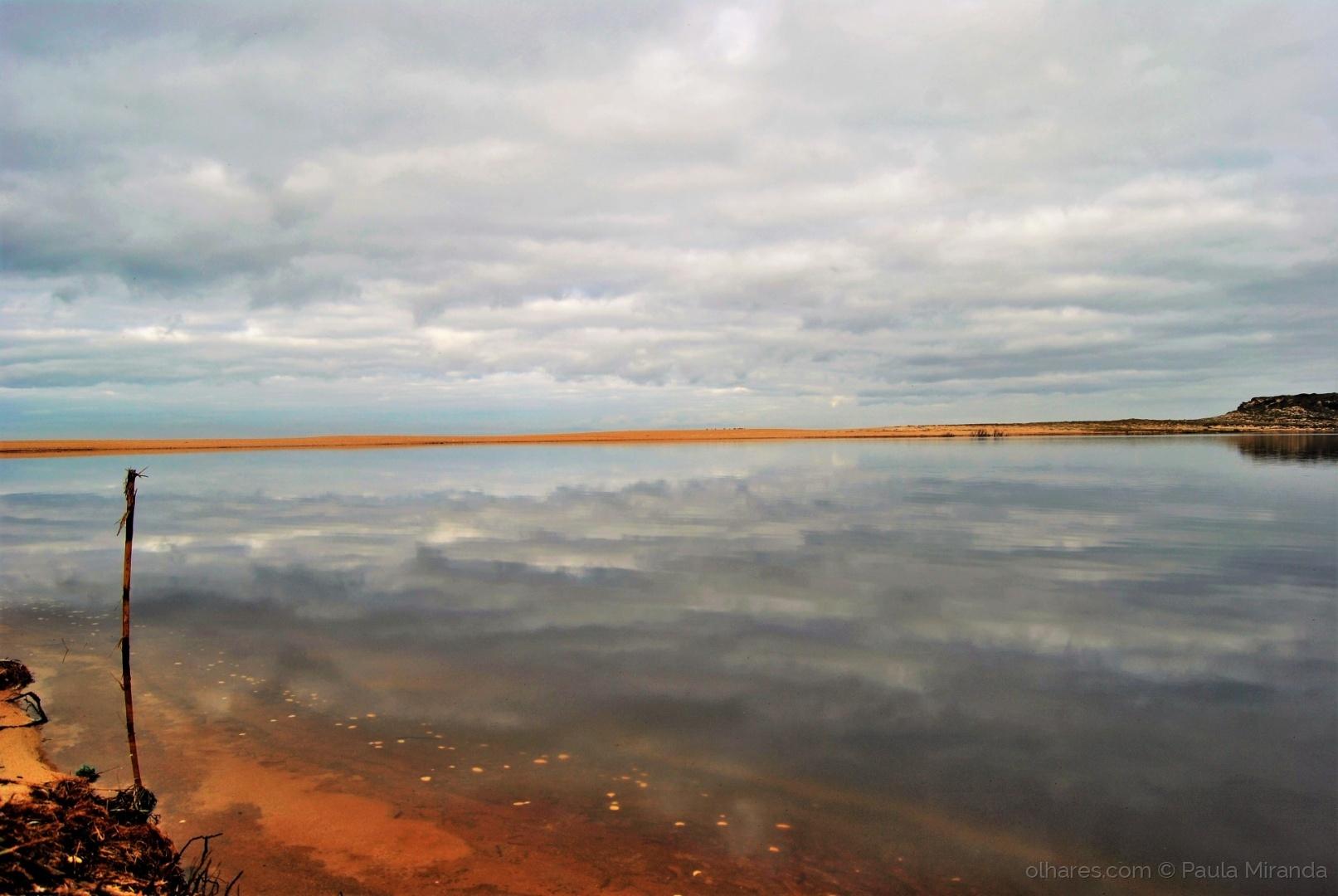 Paisagem Natural/Lagoa de Melides