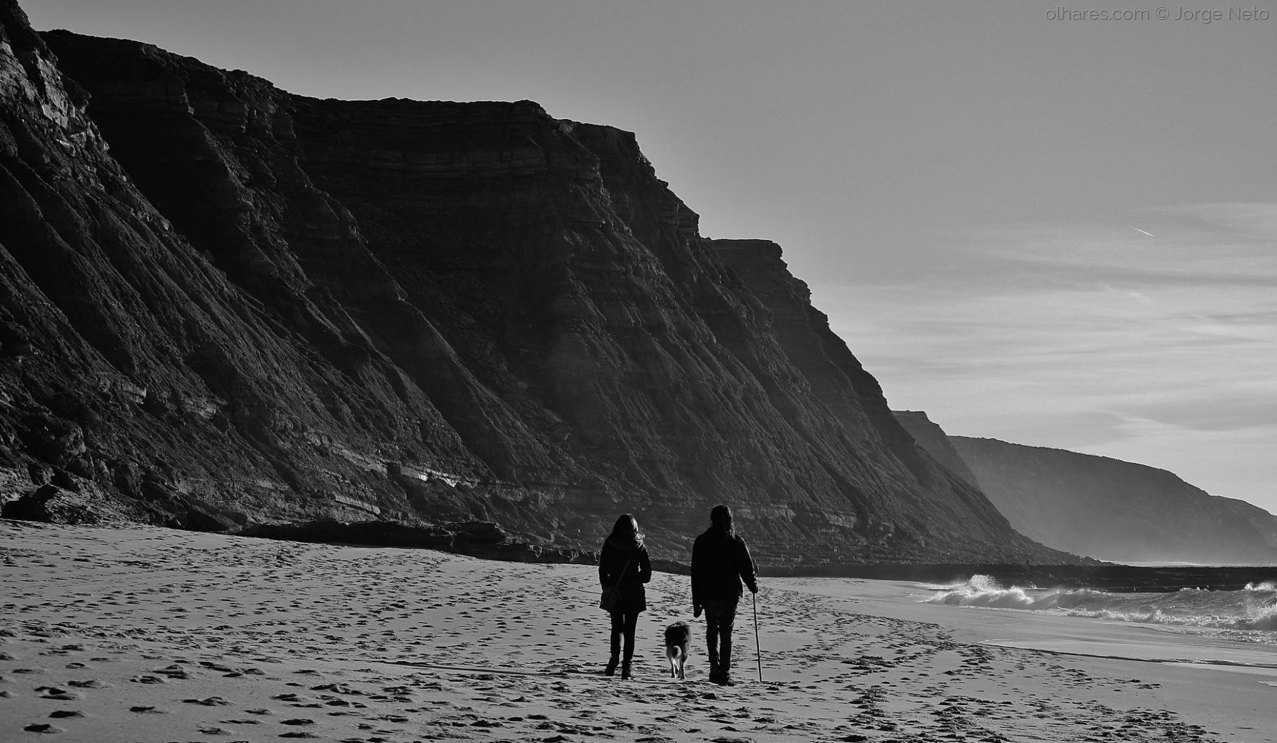 Fotojornalismo/Passeio na Praia