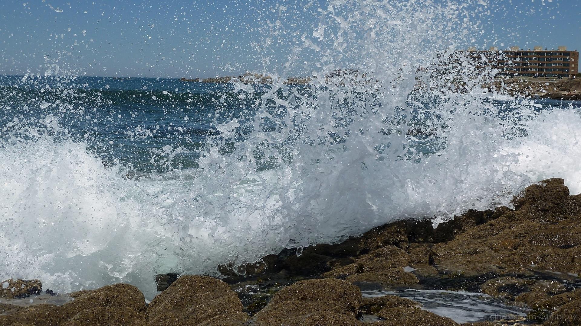 Paisagem Natural/Este mar imenso  ( musica )