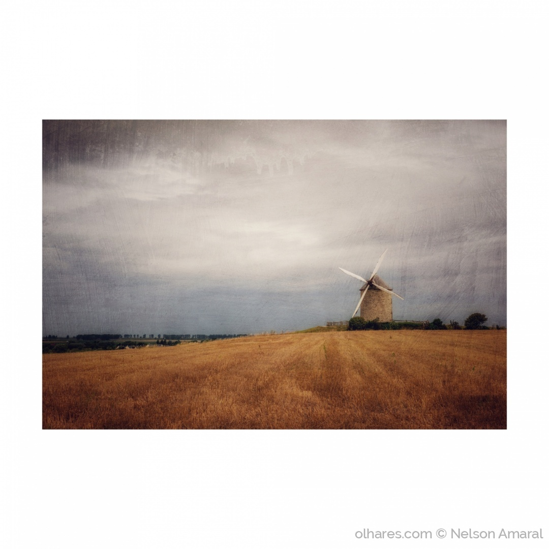 Paisagem Natural/le moulin