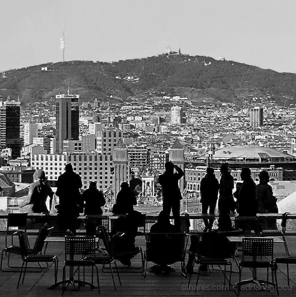 Paisagem Urbana/olhar para a cidade