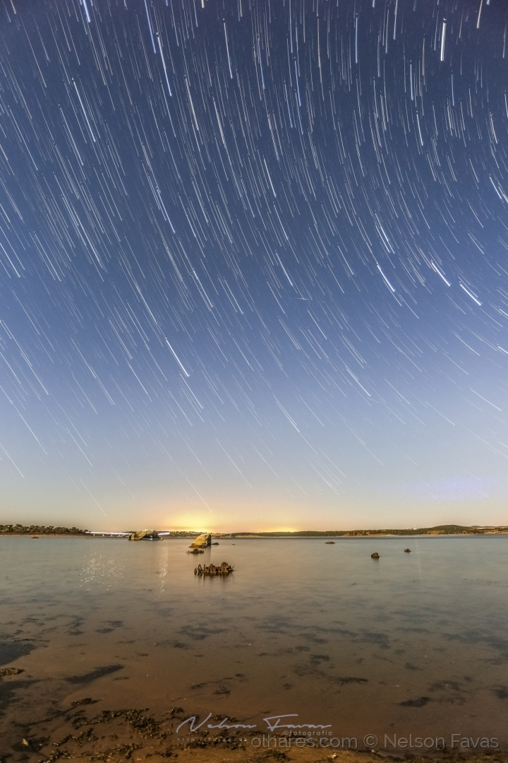 Paisagem Natural/iridium flare