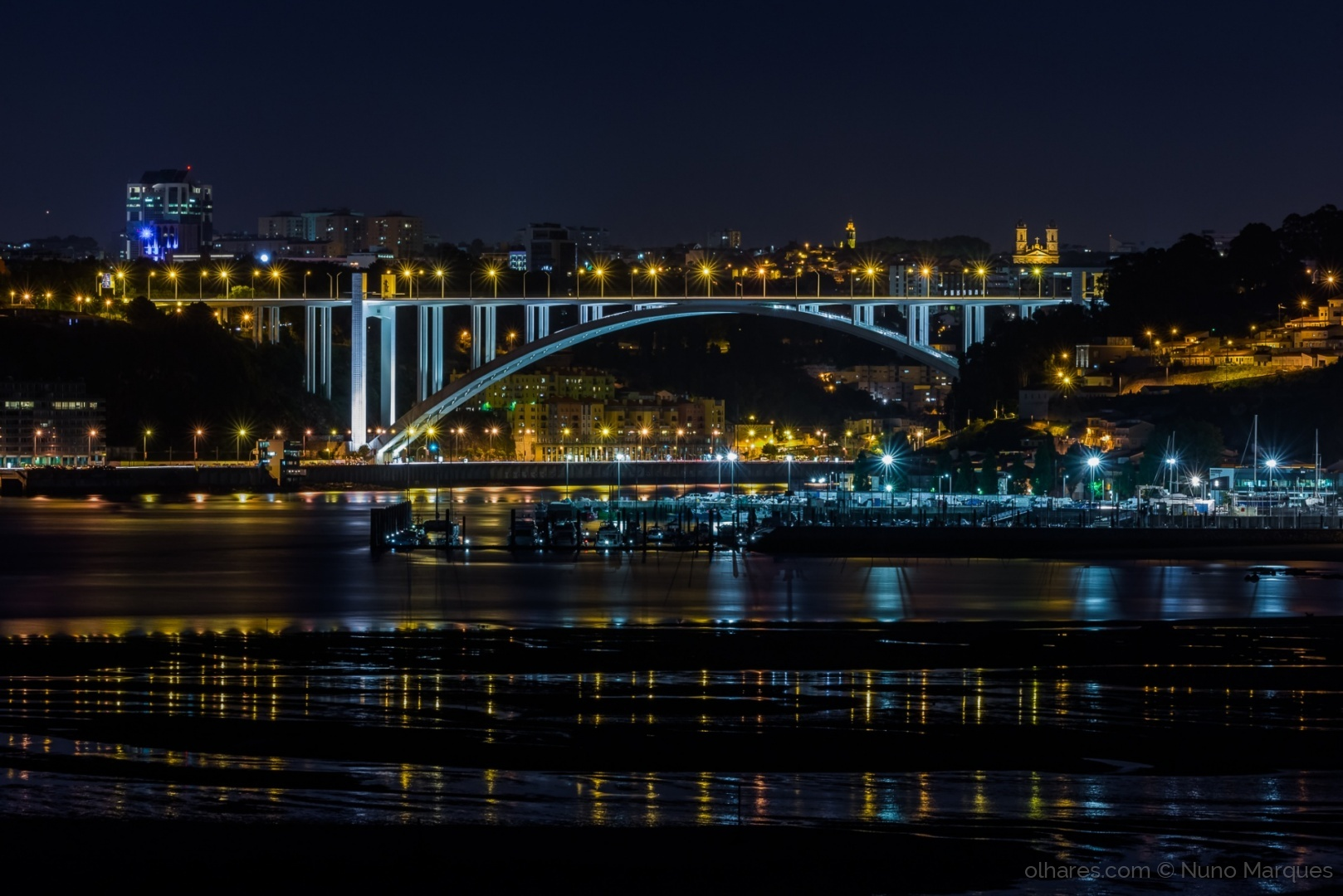 Gentes e Locais/Oporto by night