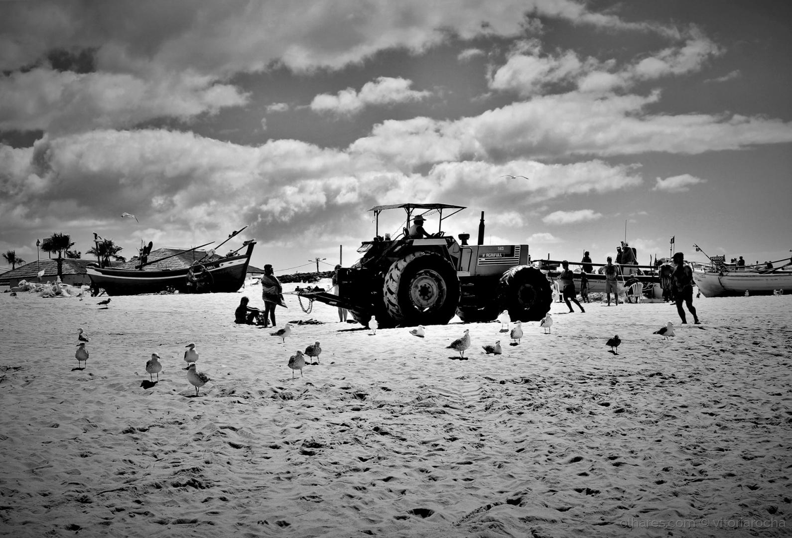 Fotojornalismo/Praia dos Pescadores...