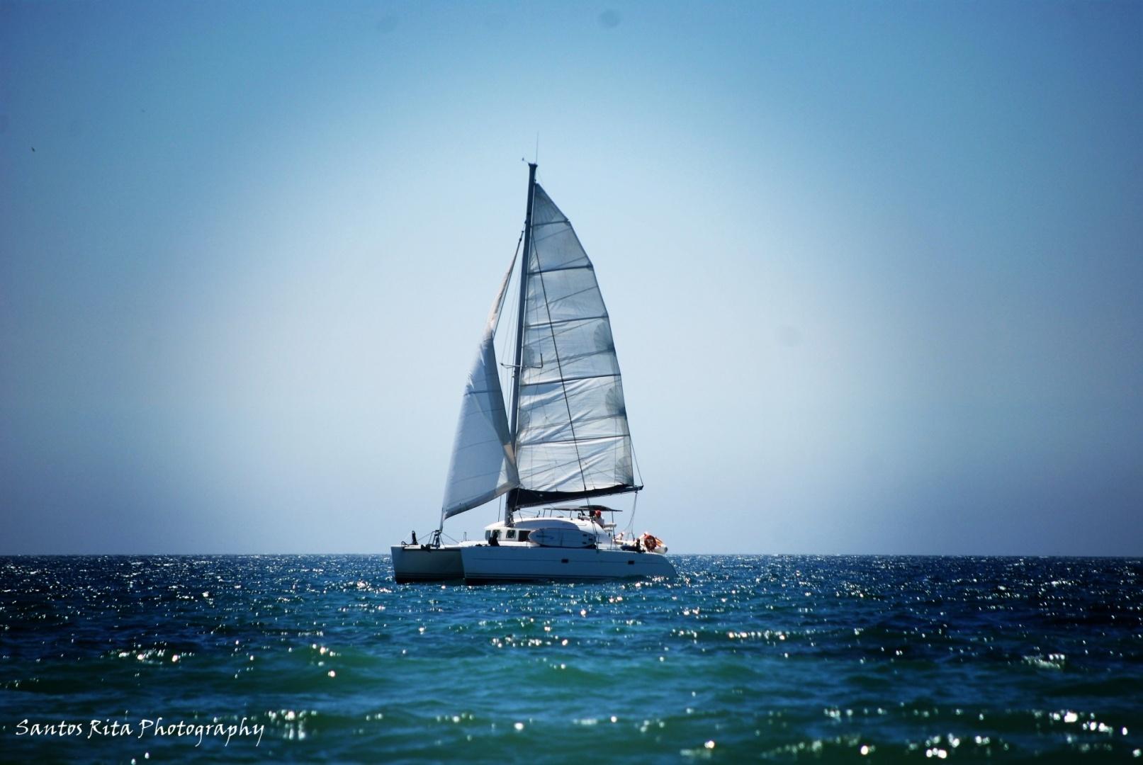 Desporto e Ação/Barco à vela