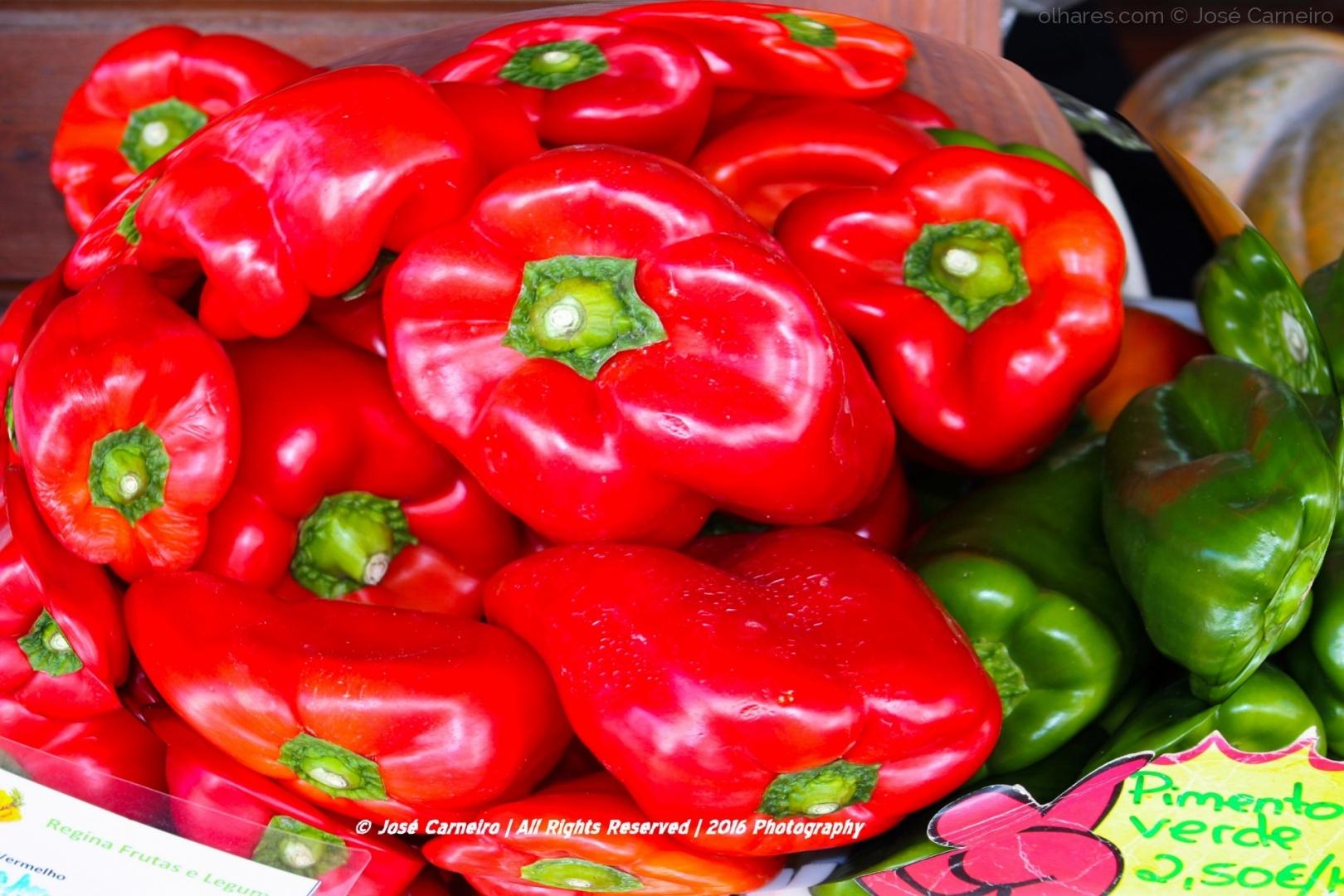 """Gastronomia/Photo #2204 """" ORGULHO NACIONAL ... pimentos """"(Ler"""
